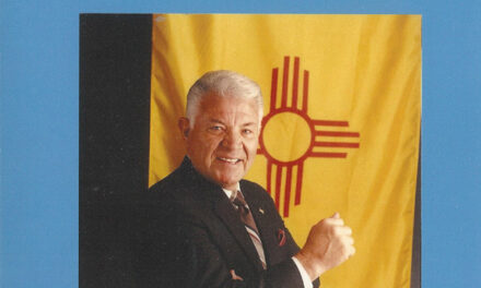 Local historian, Richard Melzer, writes biography on Casey Luna