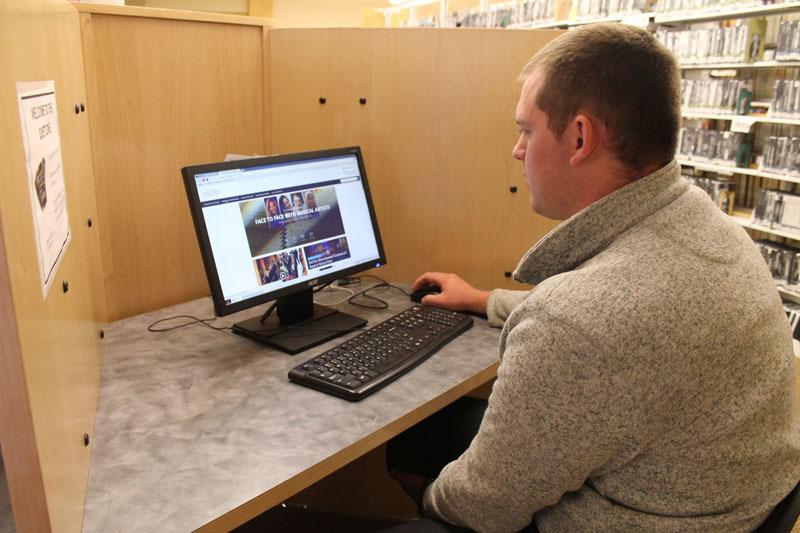 Belen Library awarded $3K grant