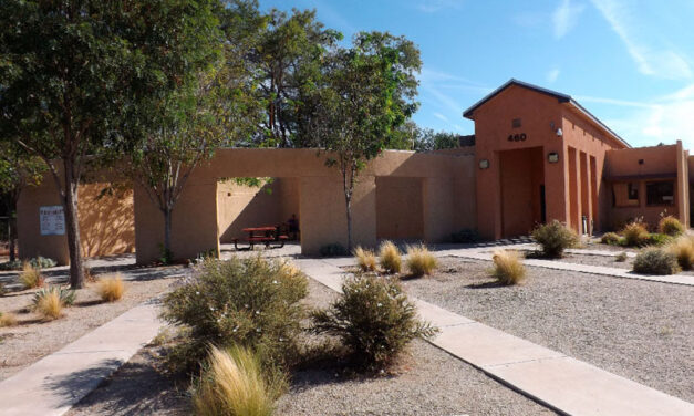 Los Lunas Public Library and Museum innovate during COVID-19 pandemic