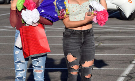 Los Lunas softball organizes parade to honor seniors