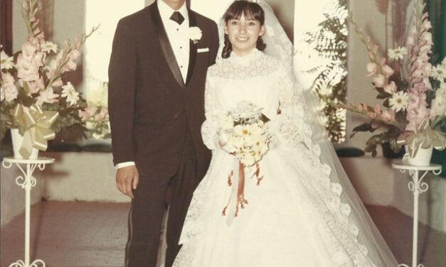 Tafoyas celebrate golden wedding anniversary