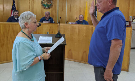 Goshorn appointed to Bosque Farms Council