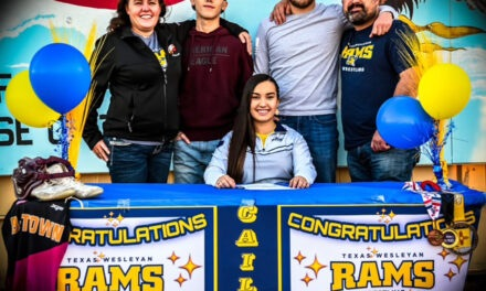Cailean Romero signs with Texas Wesleyan