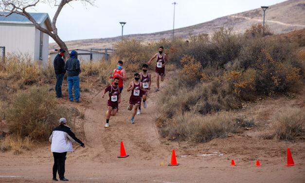 LLHS Tigers, BHS Eagles race