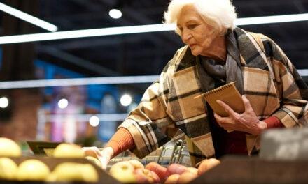 Shopping hours for seniors
