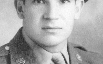 Belenite Silverio Max Garley to posthumously receive military honor