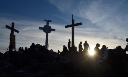 Good Friday pilgrimage to Tomé Hill canceled