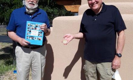 Melzer, Taylor recognized for book aimed at children about local heroes