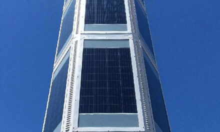 Los Lunas tries out new solar technology