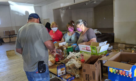 Feeding families and the local economy