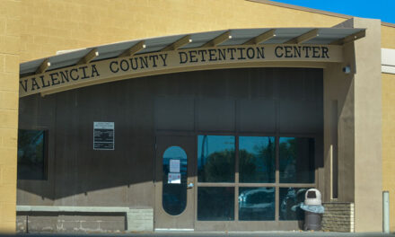 Valencia County Detention Center stops inmate visitors