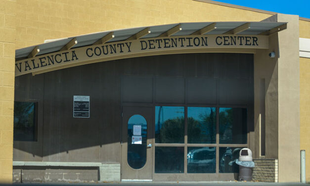 Belen man files lawsuit against VCDC