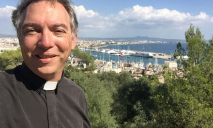 Father Clement Niggel wanted to enter the FBI; enjoys gardening