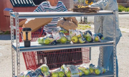 Area food pantries in operation