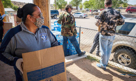 Los Lunas Stake of the Church of Jesus Christ of Latter-day Saints help communities