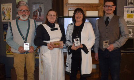 Valencia County Historical Society recognizes locals for their work, preservation, teaching and volunteerism