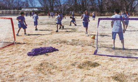 Los Lunas youth are encouraged to be physically fit and practice good nutrition