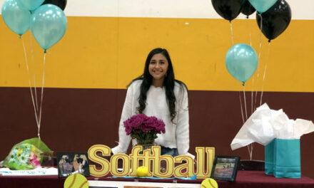 BHS' Makayla Martinez heads to Luna Community College