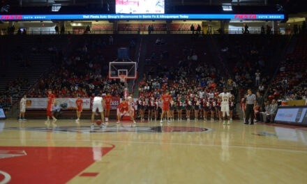 State basketball tournament to continue without fans