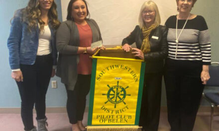 Pilot Club Of Belen awarded matching grant for Prism clients