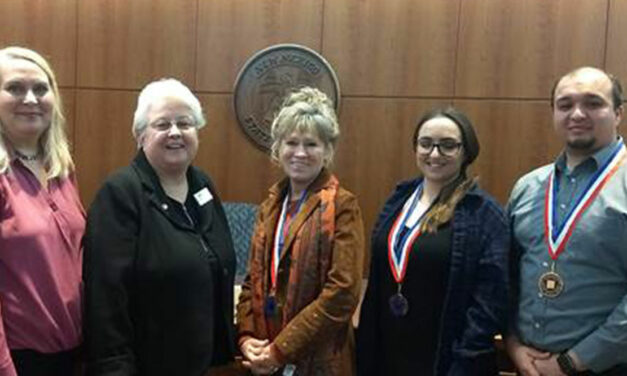 UNM-Valencia PTK students honored at virtual convention