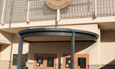 Valencia County administration building closed