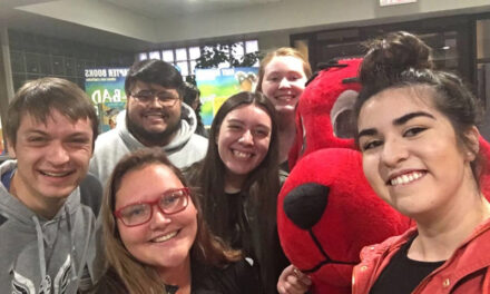 Social work student discusses volunteering, career goals and life as an ENMU Greyhound
