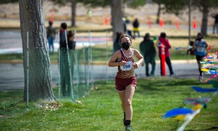 Belen girls lead way with sixth place finish at state meet