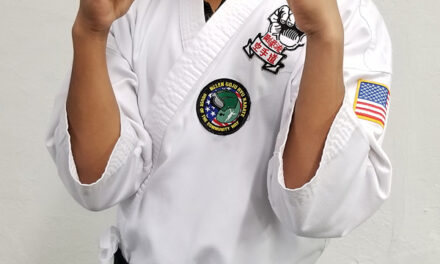 Belen Goju Ryu congratulates new black belts