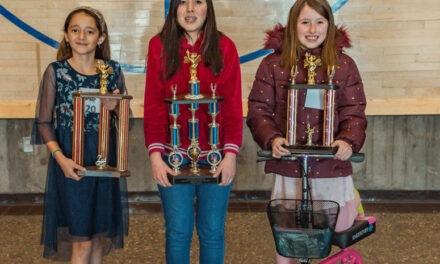 Los Lunas spelling bee winners