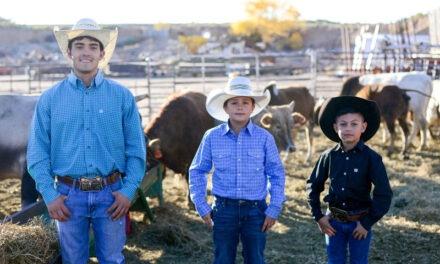 New Mexico mini bullriders prepare for world finals