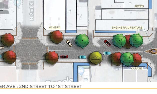 Grant to help improve Becker Avenue