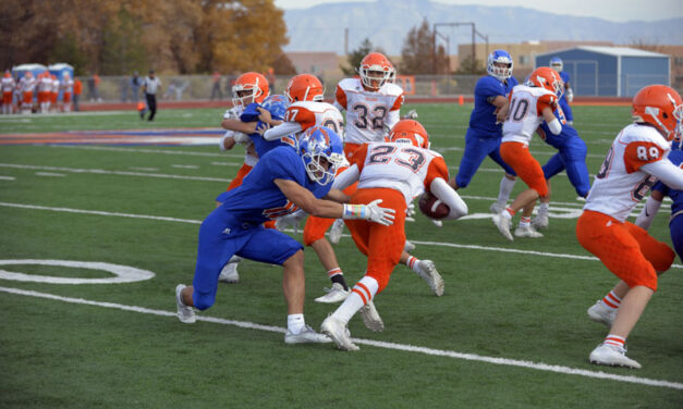 Los Lunas beats Goddard, will play for title