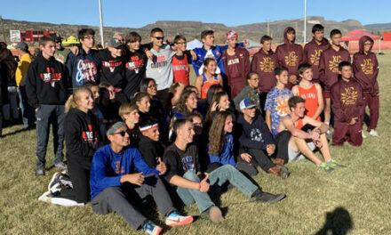 Cross Country District Championship: LLHS Boys, VHS' Chavez win