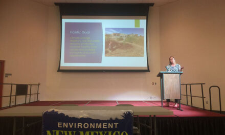 Environment New Mexico hosted sustainability event showcasing local projects