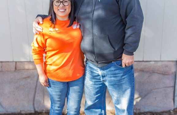The Home Depot gives local veteran's home a needed renovation