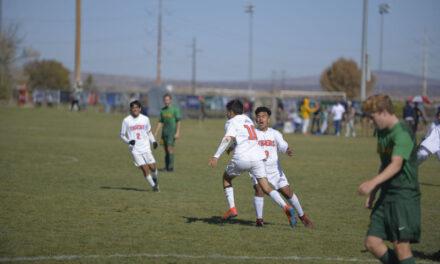 Los Lunas wins 4A boys soccer state championship