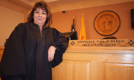 Magistrate Division 1 Judge Tina Garcia reflects on career and looks to her future