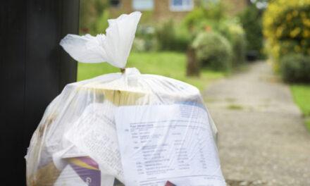 Peralta tables trash contract