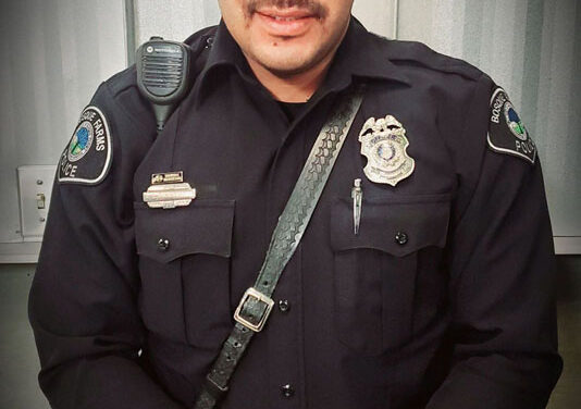 Bosque Farms officer named 2019 Drug Recognition Expert of the Year