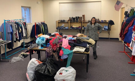 Valencia High teacher creates thrift store for the students