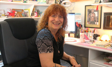 Bosque Farms author, Barb Simmons, brings real life into romance novels