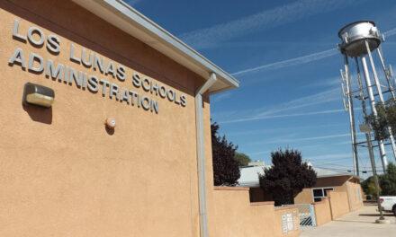 Los Lunas Schools trademarks its name