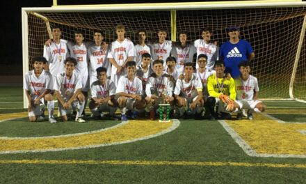 Los Lunas Boys Soccer ranked first in state for first time