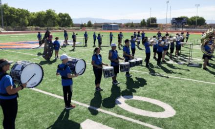 Los Lunas High School Marching Band & Color Guard