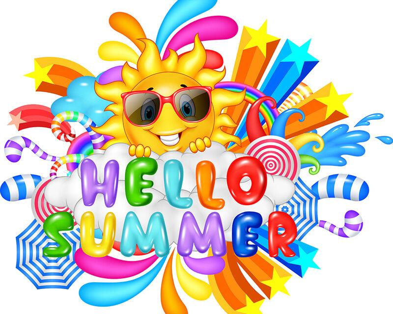 Summer recreation and summer meals