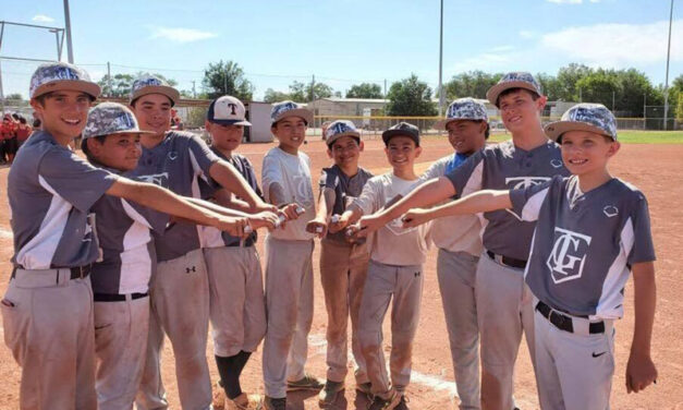 VC Grinders finish second