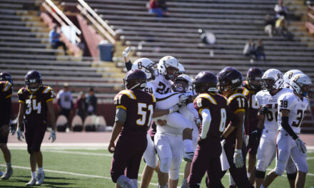 Belen Eagles get back on track; blows out Valley Vikings