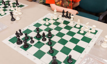 Hub City Chess open to all; meets every Saturday