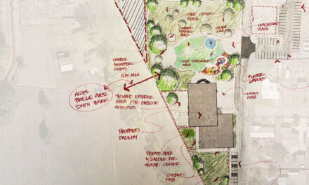 Peralta council view designs for new community center